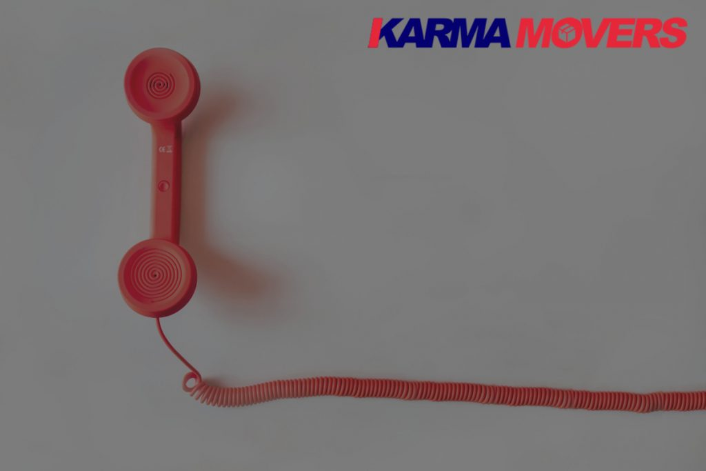 karma movers hotline
