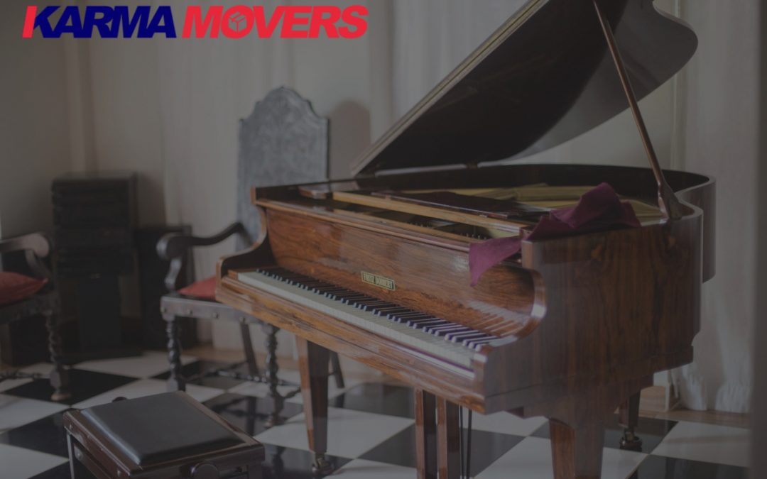 How to Find the Best Piano Movers in Saint Petersburg